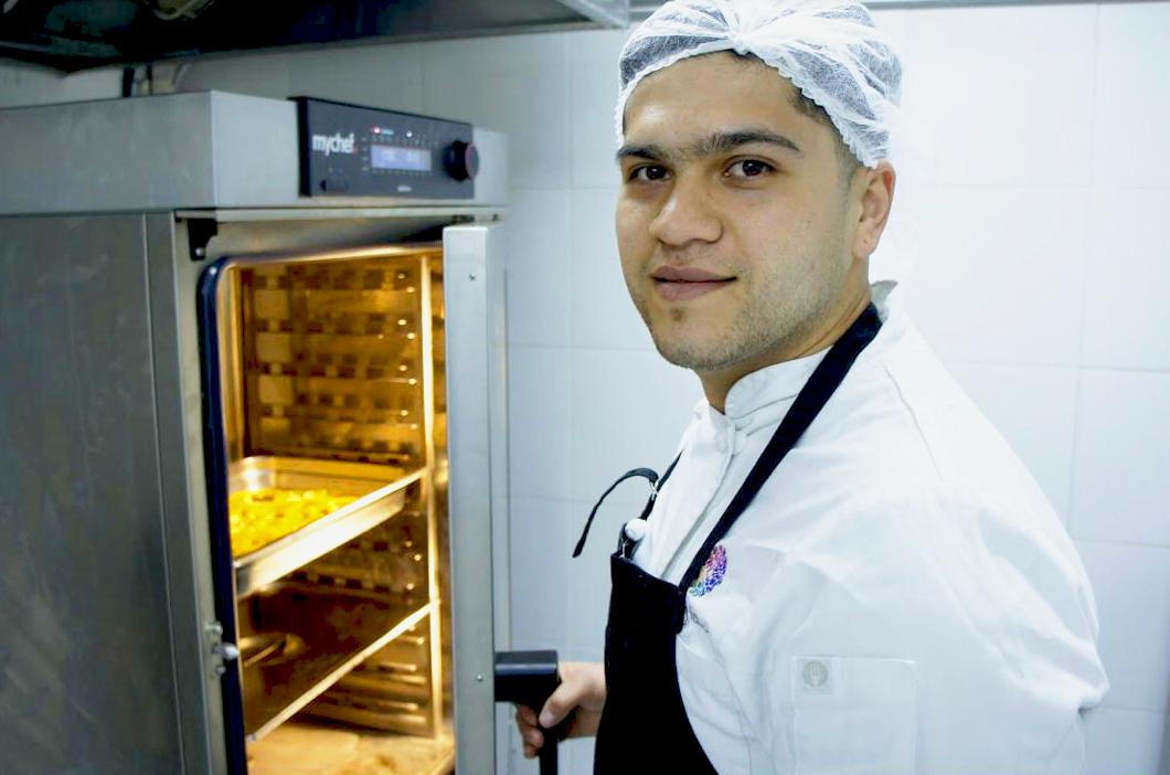 Mychef Catering%20Eugenio%20Melo <span>Success story of</span> <br>EUGENIO MELO  Mychef   Catering%20Eugenio%20Melo