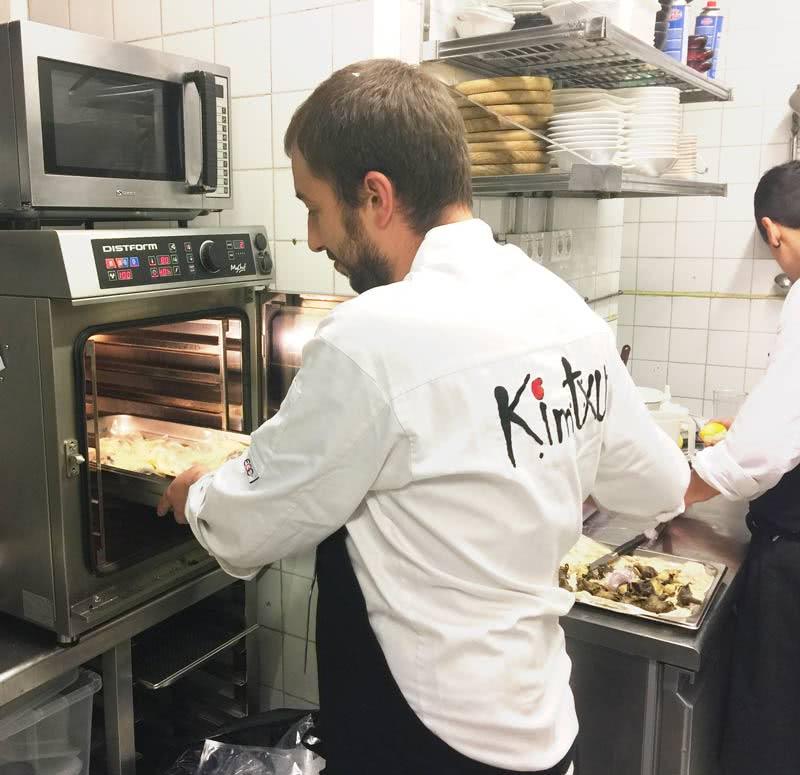 Mychef kimtxu cocinavacio mychef <span>Historia de éxito de</span> <br>IVÁN ABRIL  Mychef   kimtxu cocinavacio mychef