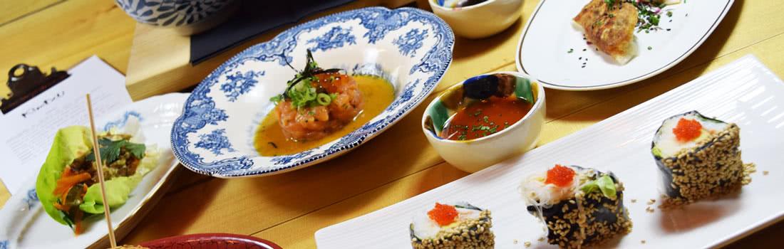 Mychef restaurante kimtxu platos <span>Historia de éxito de</span> <br>IVÁN ABRIL  Mychef   restaurante kimtxu platos