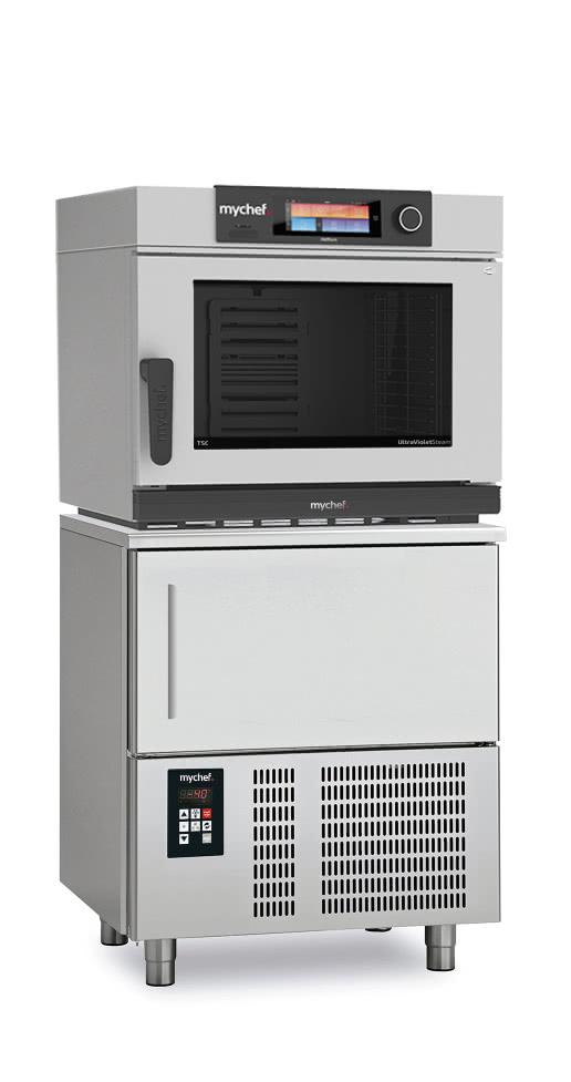 como funciona sistema cook and chill