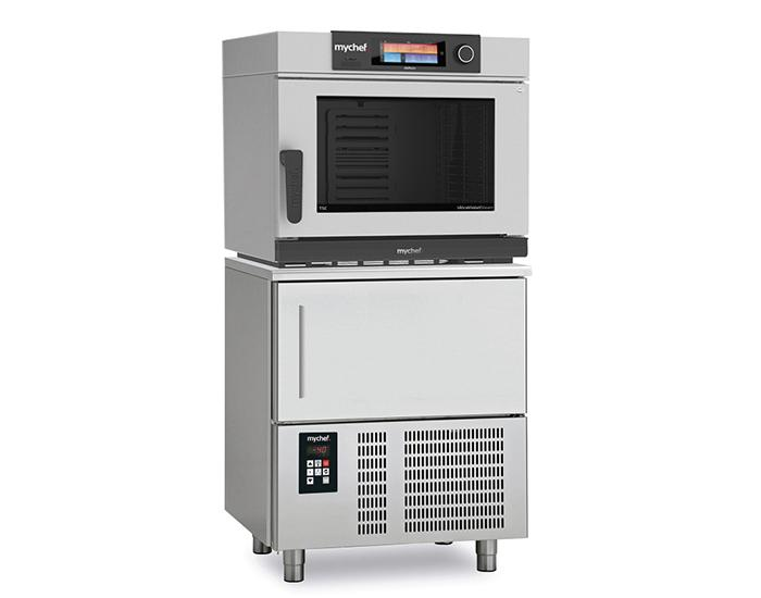 cook chill mychef ovens profesional horno