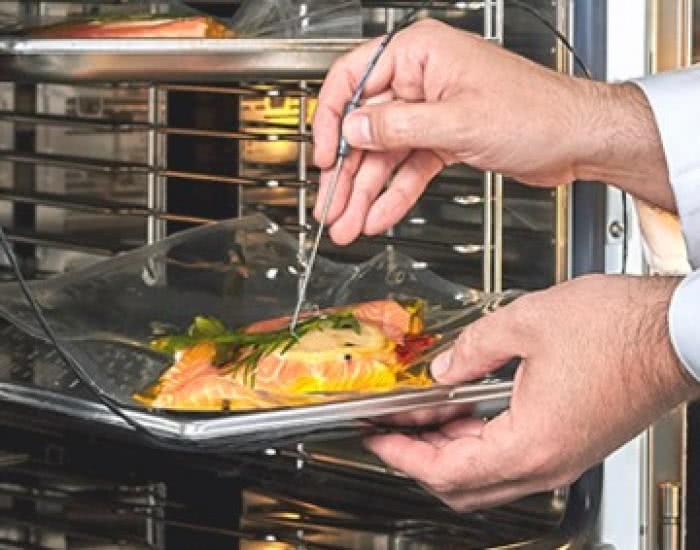 cocina vacío mychef distform hornos