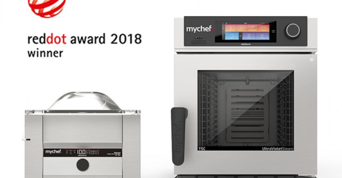 red dot winner 2018