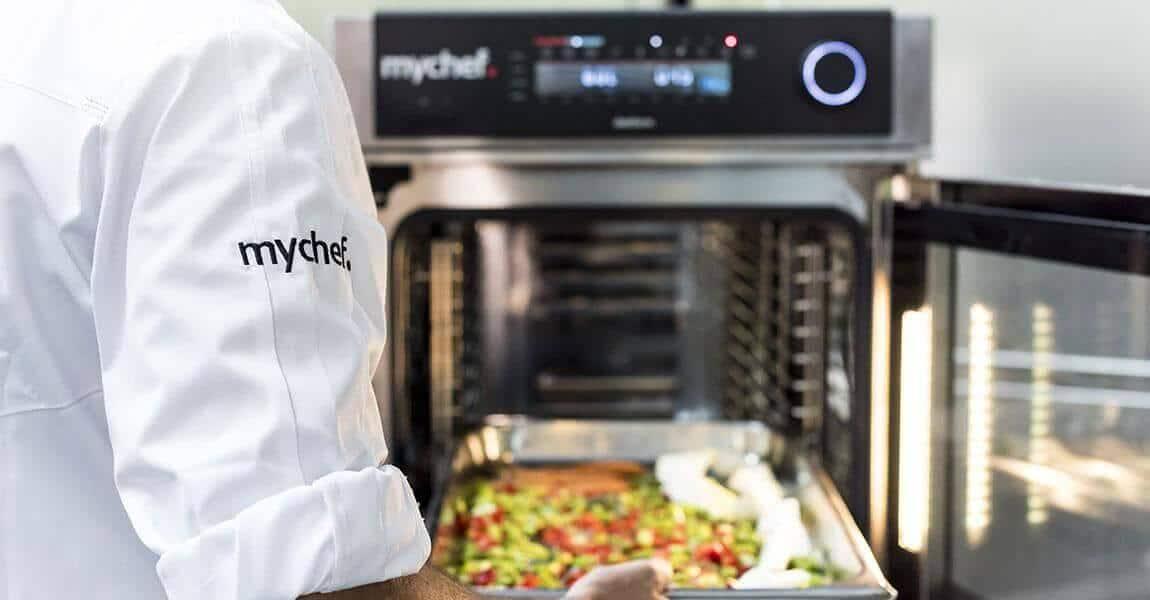 Mychef bandeja hornos profesionales hostelería 0 Mychef gana el prestigioso premio internacional Red Dot por su diseño industrial  Mychef   bandeja hornos profesionales hostelería 0